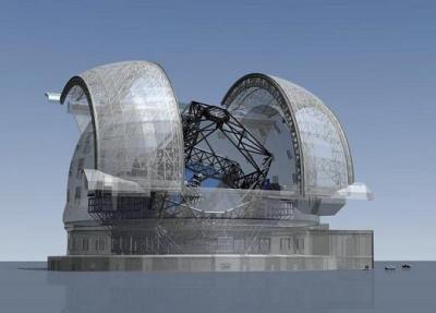 El Mayor ojo astronómico