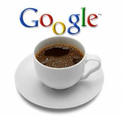 Google con Cafeína